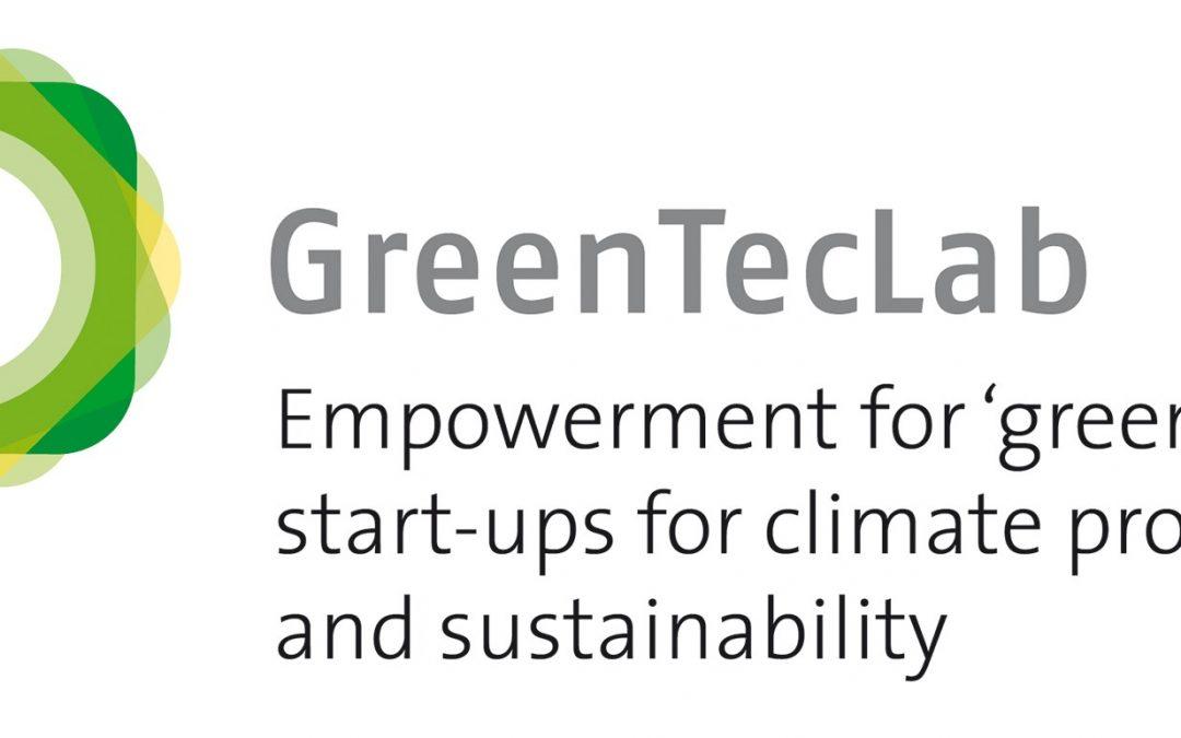 Εγγραφές στα Διαδικτυακά Εργαστήρια Πράσινης Επιχειρηματικότητας που θα διεξαχθούν 25, 26 & 27 Μαΐου και 2-3 Ιουνίου στο πλαίσιο του έργου GreenTecLab